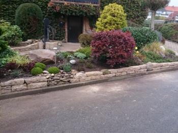 Gestaltung Garten