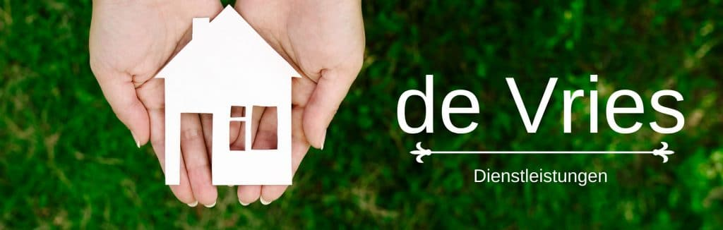 De Vries Dienstleistungen Startseite